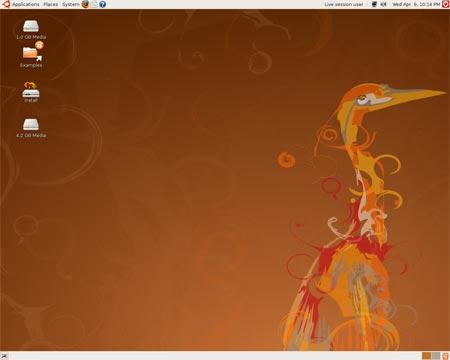USB Ubuntu 8.04